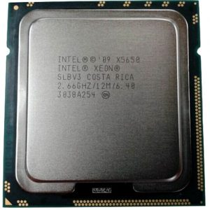 Intel Xeon X5650 x2 2.66GHz (6Core 12T) LGA1366 (คู่ละ)